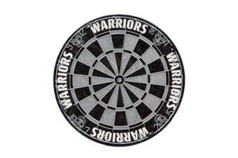 New Zealand NZ Warriors NRL Bristle Dart Board