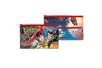 SUPERMAN FLYING PENCIL CASE