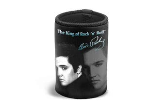 Elvis Presley The King Can Cooler Stubby Holder