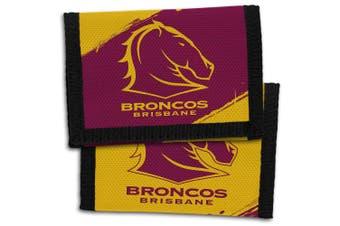 Brisbane Broncos NRL Wallet