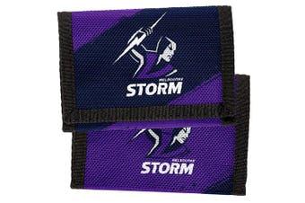 Melbourne Storm NRL Wallet