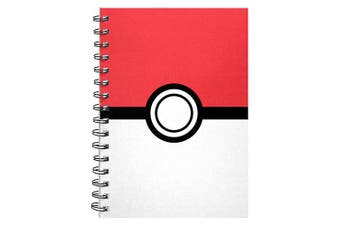 POKEMON GO Poke Ball A5 Notebook