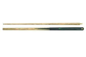 BARRACUDA Gold Metal High Grade Ash Pool Snooker Billiard Cue 2 Piece 57 inch