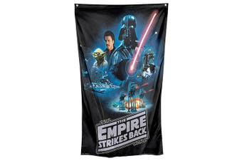 Star Wars Empire Strikes Back Wall Cape Flag