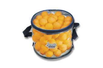 Formula Table Tennis Ping Pong Balls Orange 100 Pack