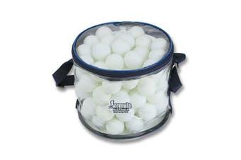 Formula Table Tennis Ping Pong Balls 100 Pack White