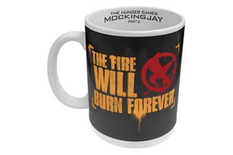 The Hunger Games MOCKINGJAY Coffee Mug THG020A