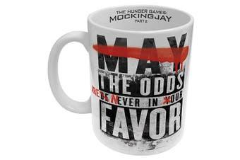 The Hunger Games MOCKINGJAY Coffee Mug THG020B