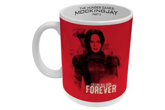 The Hunger Games MOCKINGJAY Coffee Mug THG020D
