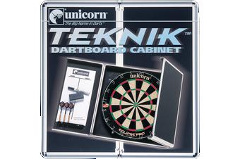 Unicorn Aluminium Teknik Dart Board Cabinet