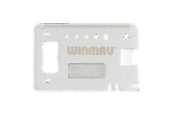 Winmau Dart Board Aluminium Oxide point sharpener Darts Multi-Tool