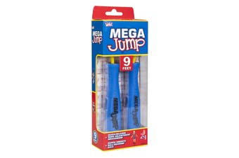 Wicked Mega Jump Skipping Rope Outdoor Toy Exercise Fun BLUE