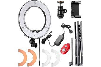 Neewer LED Ring Light and Light Stand 36W 5500K Lighting Kit