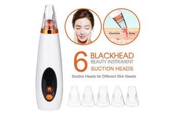Electric Facial Skin Care Pore Blackhead Remover Acne Cleanser Vacuum Extractor