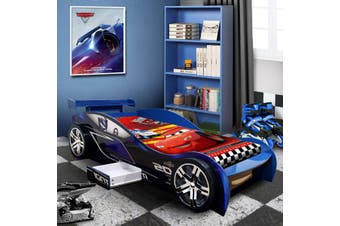 JACKSON STORM Special Edition for Kids Racing Racer Night Bed Single Size