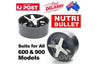 For Nutribullet Extractor Blade Cross Nutri Bullet 600 900 Pro 900W Replacement(1pc)