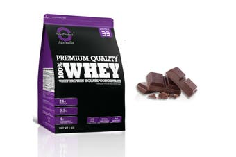 1KG - WHEY PROTEIN ISOLATE / CONCENTRATE - WPI WPC POWDER- Choose Flavour(Chocolate)