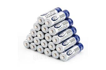 4-24x 3000mAh AA/1000mAh AAA Rechargeable Battery NI-MH 1.2V Recharge Batteries