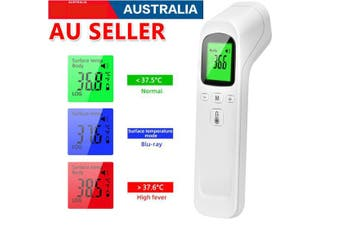 Thermometer Forehead Non-Contact IR Infrared Body Temperature Digital for Baby