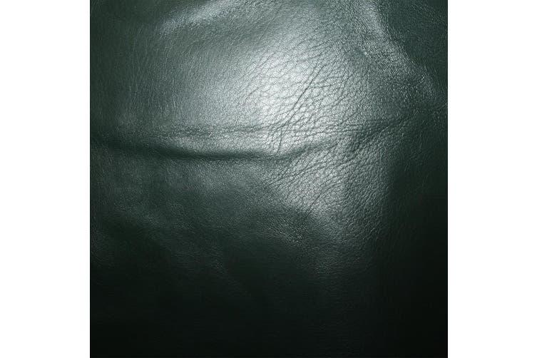 6sqft - 6.9sqft AAA Top Grade Green Nappa Lambskin Leather Hide