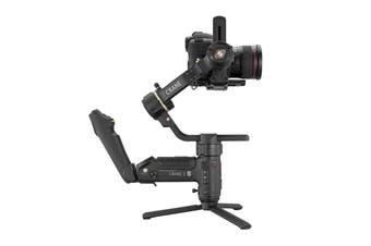 Zhiyun-Crane-3S Cinecamera Gimbal + TransMount PowerPlus Battery Unit (Including 6pcs of 2600mAh 18650 Batteries
