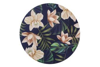 Navigate Java Bamboo Dinner Plate