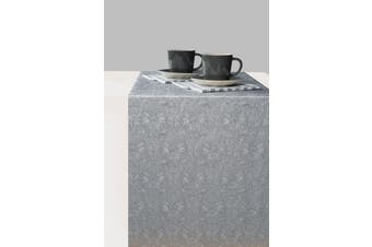 Ambiente Table Runner, Elegance Silver