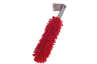 Country Club Chenille Duster, Red