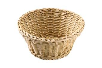 Westmark Saleen 18cm Round Basket, Beige