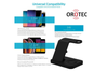 The Ultimate 5-in-1 Wireless Charging Docking Station