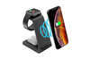 Gift Pack - NexGen 3-in-1 Wireless Charger Plus Wireless Earphones with Wireless Charging Case