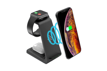 Orotec NextGen Apple 3-in-1 Wireless Charger (Apple Airpods/iWatch/Smartphone)