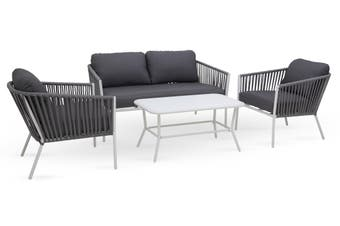 Rhodes 4 Piece Lounge Setting