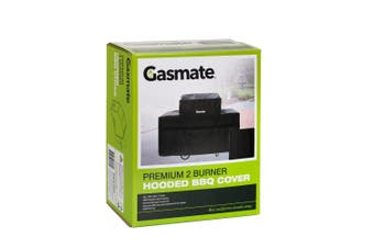 Gasmate 2 Burner Hooded Premium BBQ Cover