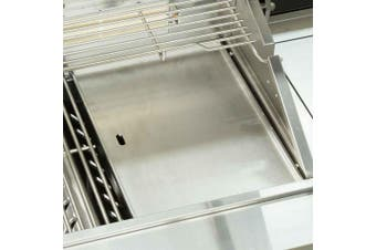 Gasmate Professional Platinum I & II Stainless Steel Hotplate
