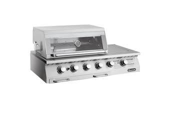 Gasmate Professional 4 Burner Built In BBQ