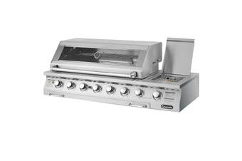 Gasmate Professional 6 Burner Built in BBQ