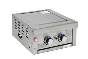 Gasmate Series II Dual Burner Module - Built In