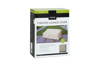 Excalibur Outdoor Living 3 Seater Lounge Cover Beige
