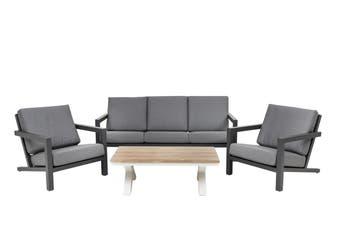 Modena 4 Piece Lounge Setting