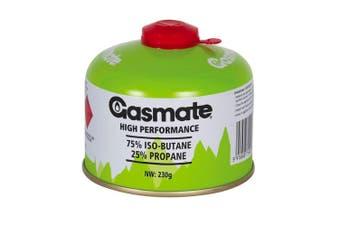 Gasmate 230G Iso-Butane Cartridge (24 Units)