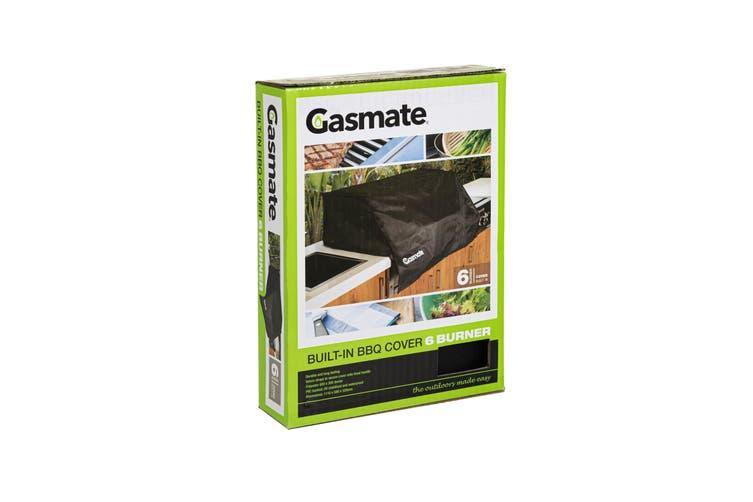 Gasmate Built-in 6 Burner BBQ Cover