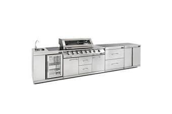 Gasmate Professional 6 Burner BBQ Kitchen 2