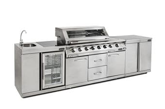 Gasmate Professional 6 Burner BBQ Kitchen