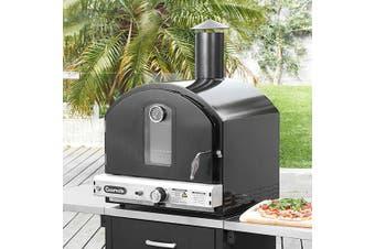 Gasmate Vitreous Enamel Deluxe Pizza Oven