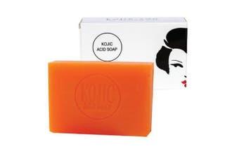 5x Kojie San Soap Bars 135g Skin Lightening Kojic Acid Natural Original Bar