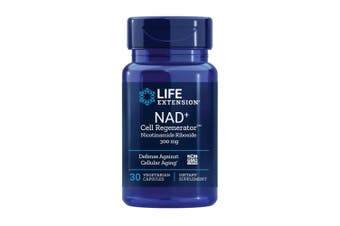 300mg NAD+ Cell Regenerator Life Extension Capsules Nicotinamide Riboside Niagen