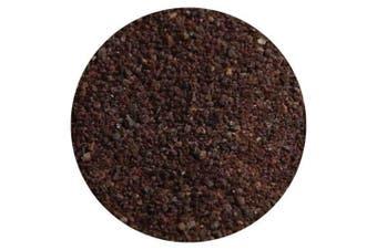 100g Fine Edible Himalayan Black Salt   Table Grain Vegan Egg Kala Namak Pouch