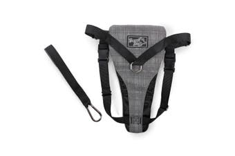 XL Dog Harness 2in1 Car Walk Combo Travel No Pull Leash Seat Belt Ride Restraint
