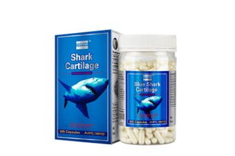 365x 750mg Blue Shark Cartilage Caps Costar Joint Anti Inflammatory Supplement